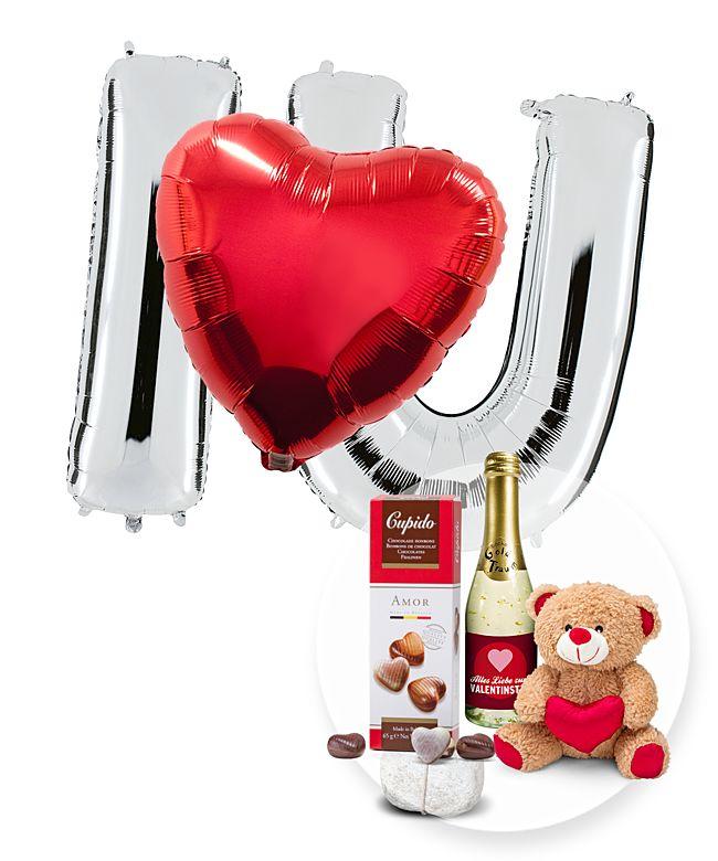 Valentinstag geschenk versenden