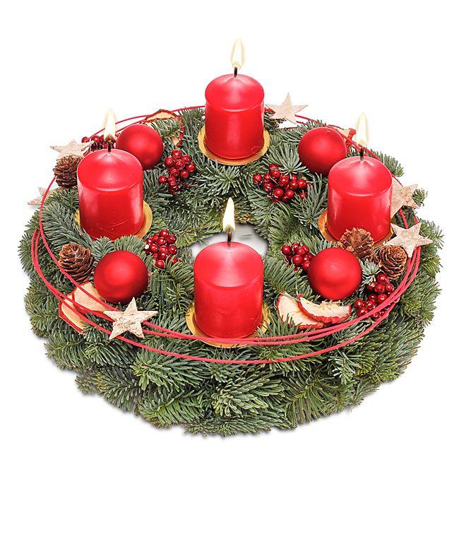 adventskranz frohe weihnachten jetzt bestellen bei. Black Bedroom Furniture Sets. Home Design Ideas