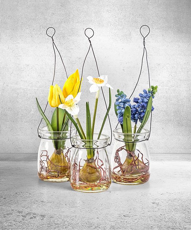 Deko Vasen Set Frühlingsblüher Jetzt Bestellen Bei Valentins
