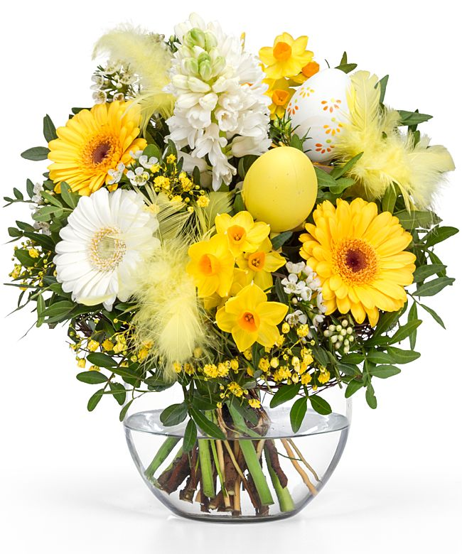 Blumenstrauß Ostertraum - jetzt bestellen bei Valentins