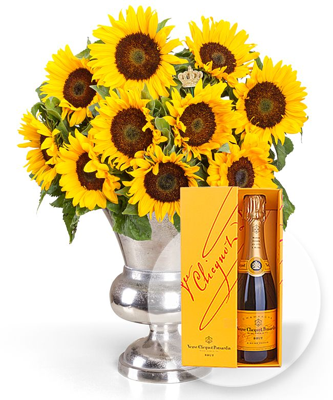 Royal Sunshine Und Champagner Veuve Clicquot