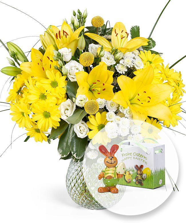 Happy Day und Osterhase in Tütchen - jetzt bestellen bei Valentins