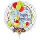Singender Ballon Happy Birthday Pooh