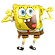 Ballon SpongeBob